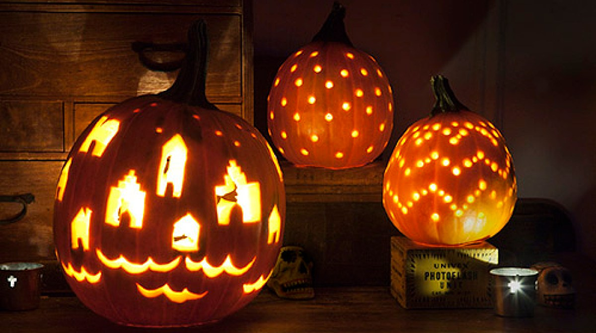 How-To: Danish-Inspired Jack-o'-Lantern