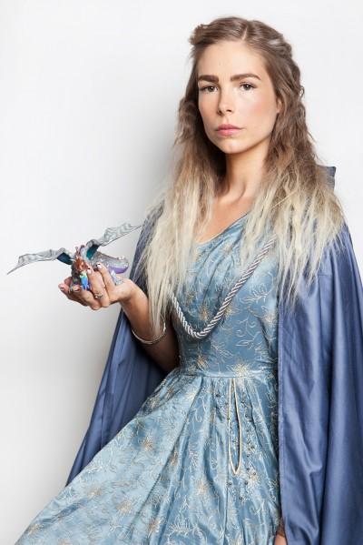DIY Game of Thrones Costume