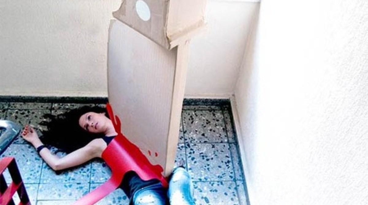 Giant Ready-To-Kill Cardboard Knife