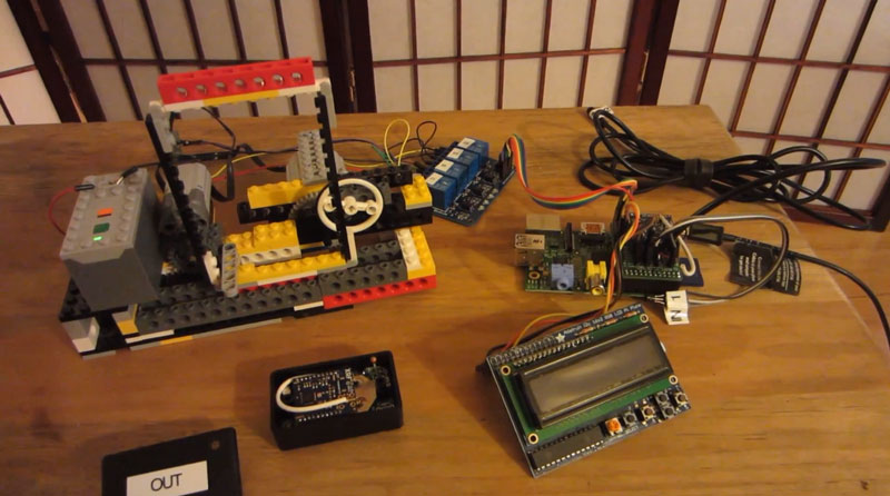 Prototyping a Raspberry Pi Home Cooling System