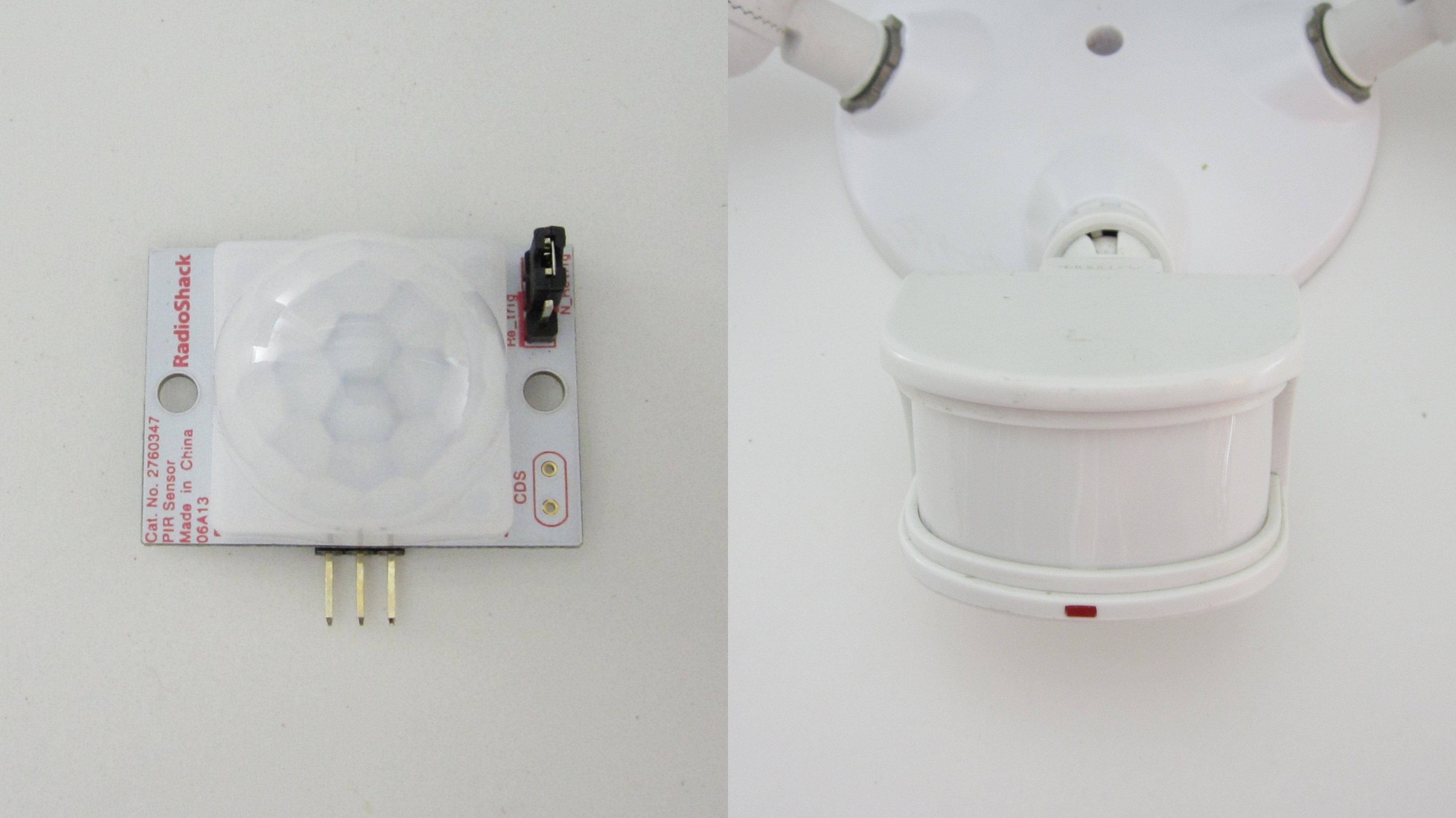 Diy Hacks How Tos Use A Motion Sensor To Automate Your Haunted Mini Pir Switch W Built In Timer Switches Relays House Make