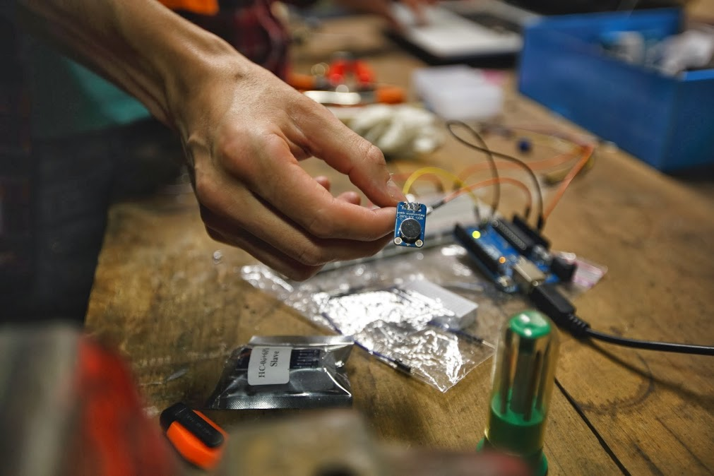 Don't Miss The Urban Sensor Hack Conclusion: Exciting Project Demos