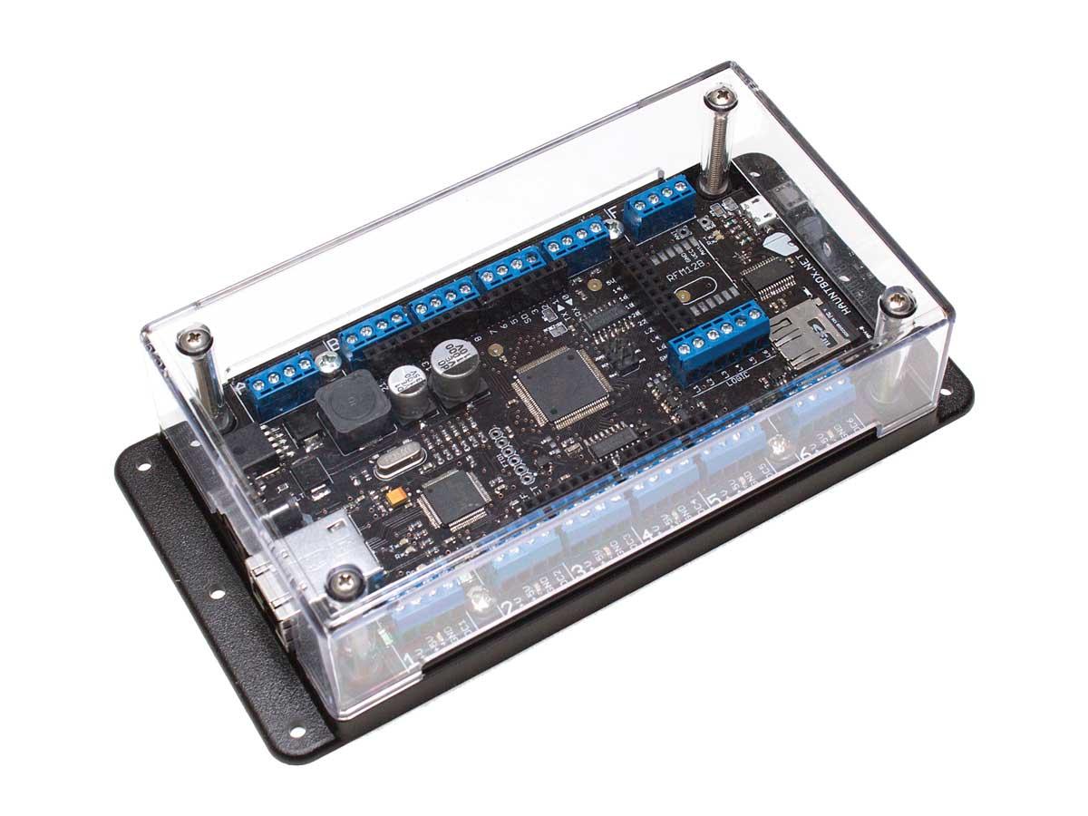 Hauntbox Prop Controller