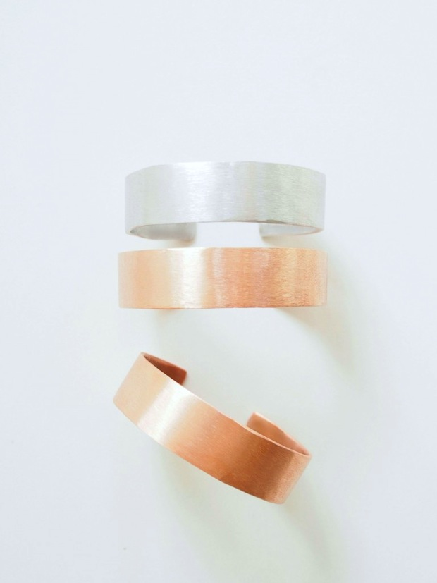 How-To: Copper Tubing Bangle Bracelets
