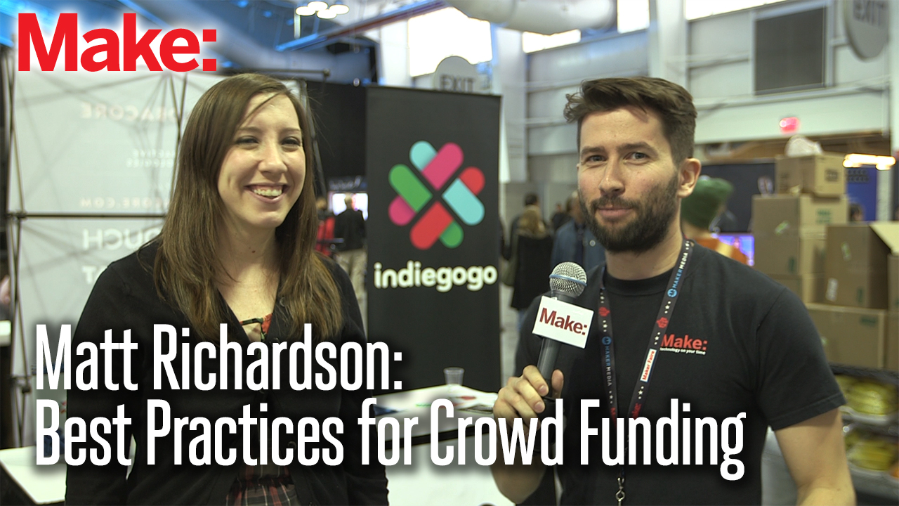 Best Practices for Crowd Funding