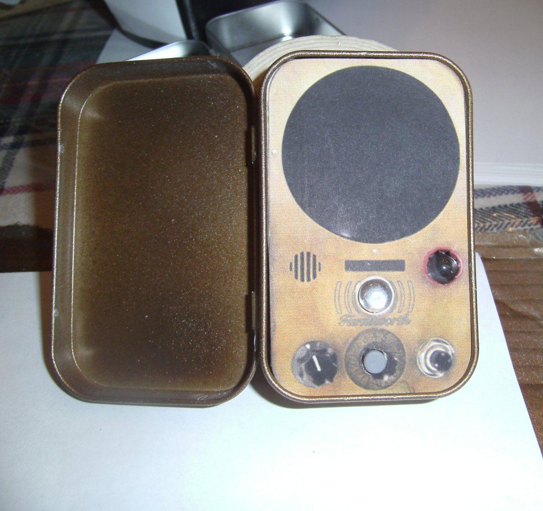 Warehouse 13 Mini Farnsworth Communicator  Make DIY