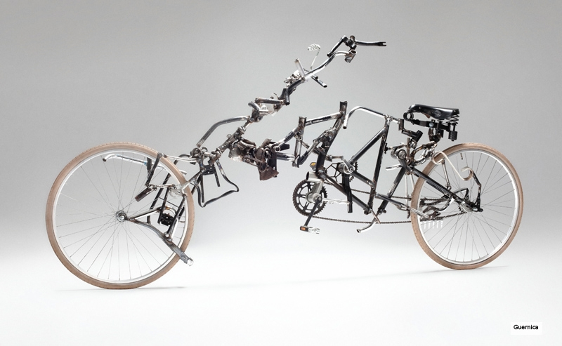 Victor Sonna's Art-Homage Bicycles