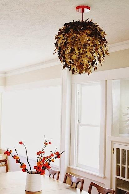 How-To: Fallen Leaf Lantern