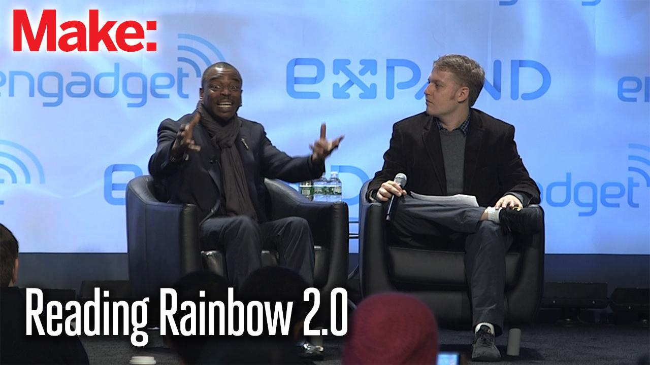 Reading Rainbow 2.0