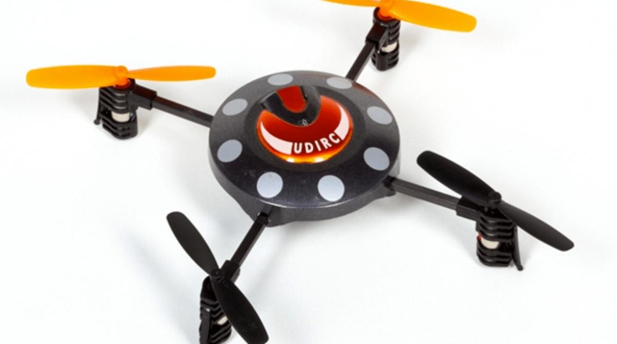 Micro UFO Quadcopter: A Quad for a Newbie