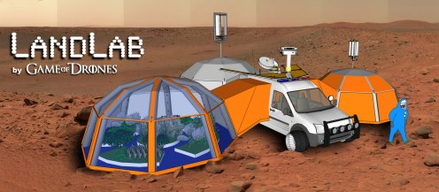 """""""LandLab is an all-terrain, modular base-station built on the Ford Transit Connect, designed for use in disasters, emergencies, scientific research..."""" See more of this Ultimate Maker Vehicle: http://bit.ly/umvllab"""