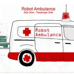 """Robot Ambulance is a toy robot fabrication lab on wheels. The goal of the project is to drive to schools, Maker Faires, or birthday parties and get kids making.""  See more of this Ultimate Maker Vehicle: http://bit.ly/umvbl"