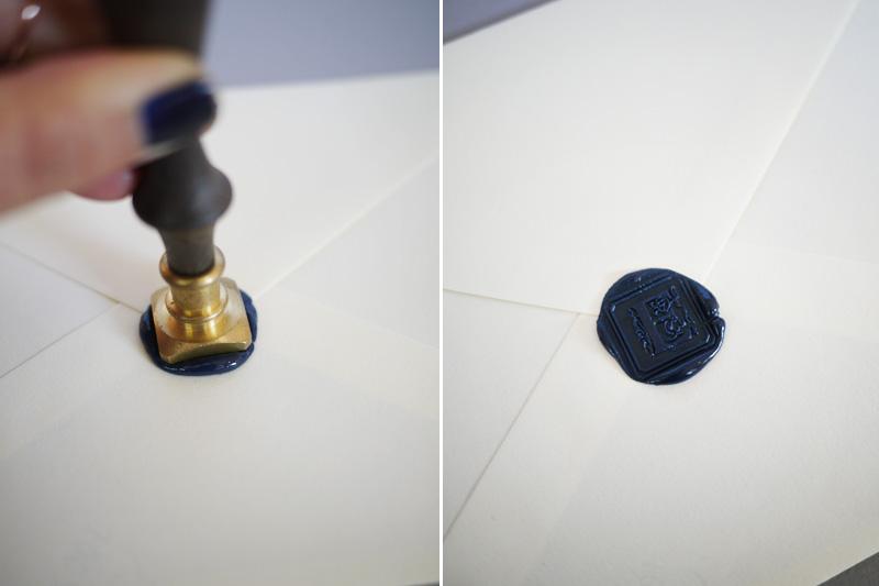 DIY Super-Classy Wax Seal