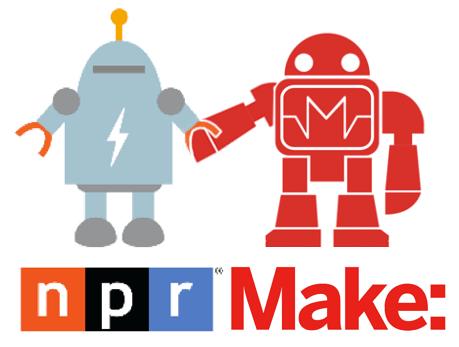 NPR 3D Printing Shout-Out