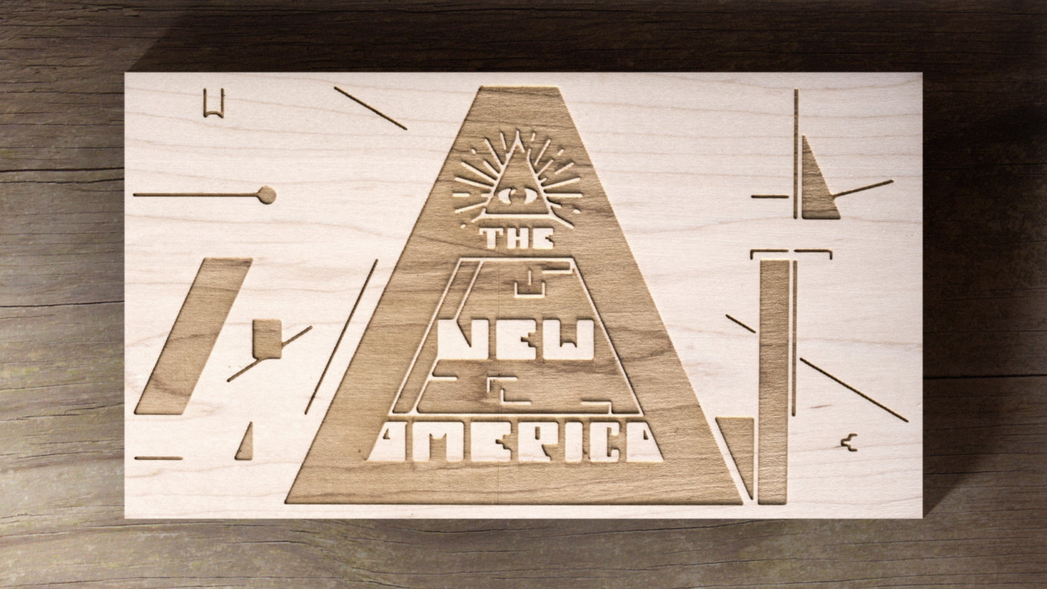 Animations Made from Laser Engraved Wood