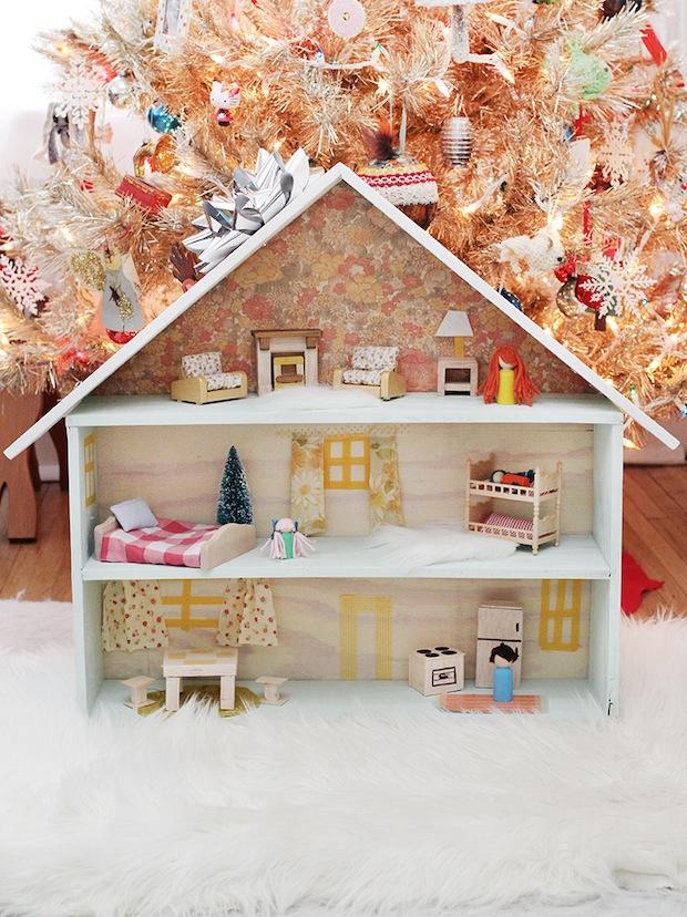 How-To: Build a Dollhouse