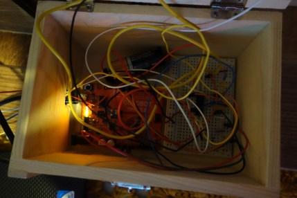 "Weavy ""The Smart Loom"" circuit detail."