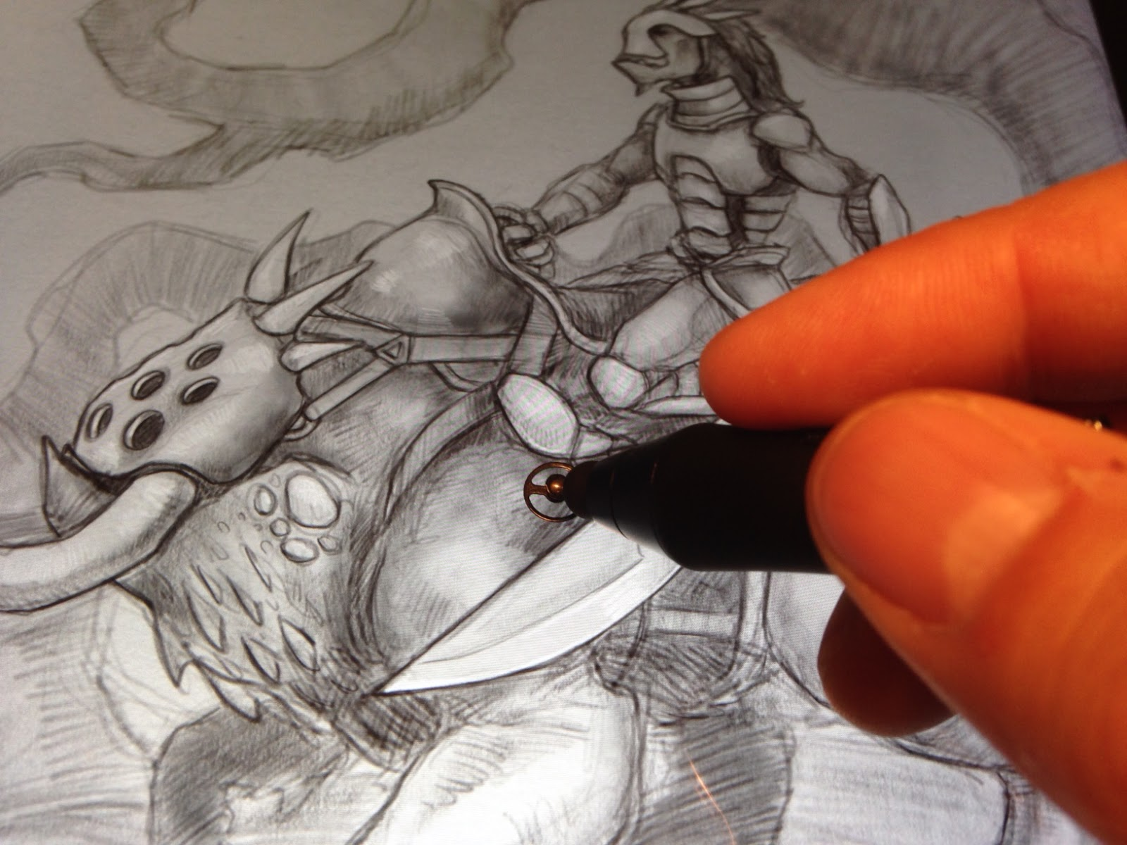 New Art Tool Review from Crabfu