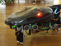 Read more>> The Nagainia robotic snake project.