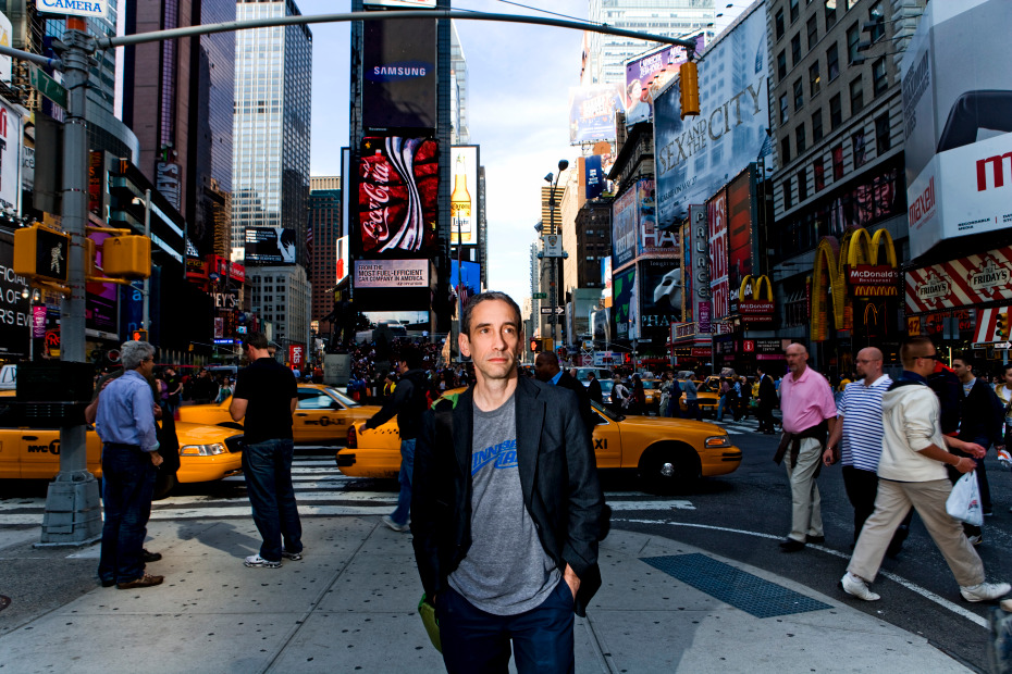 Welcome to the Maker Age: Douglas Rushkoff at Maker Faire New York