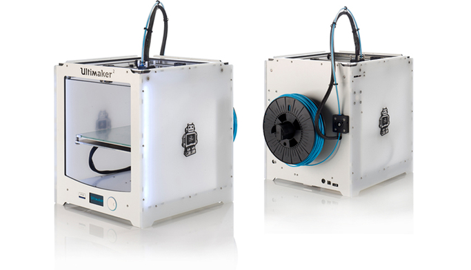 In The Shed: Shiny! New! Ultimaker 2!