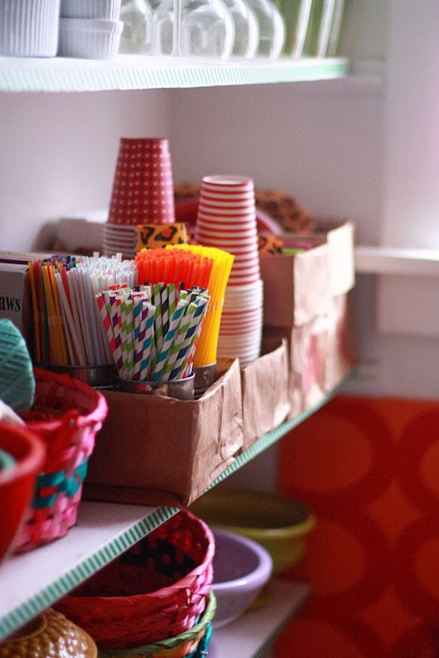 How-To: Paper Bag Organizers