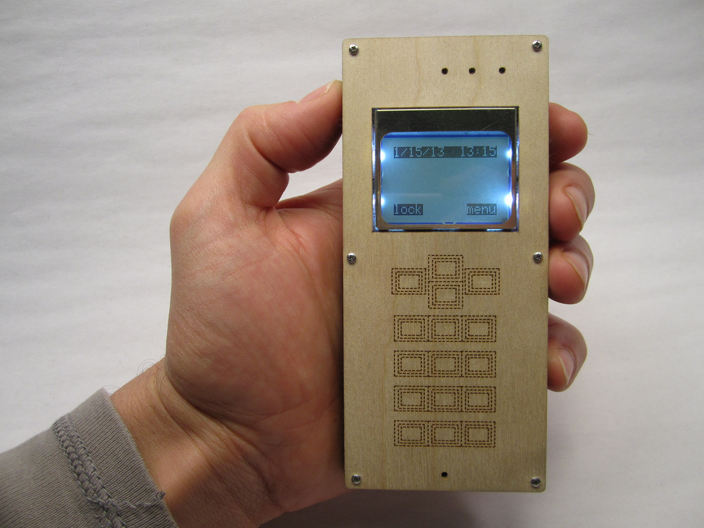 Make Your Own Cellphone