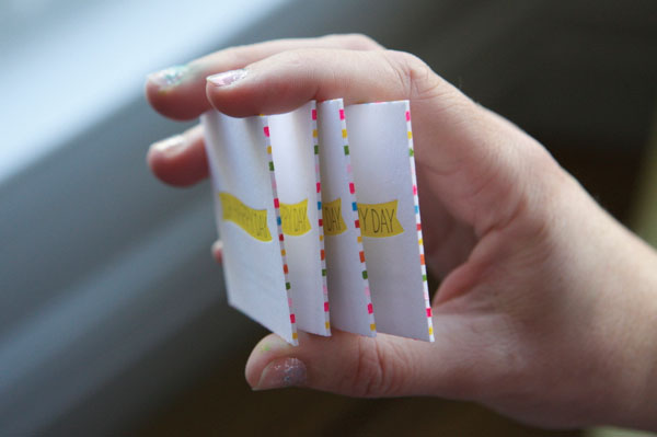 How-To: Edge-Painted Business Cards