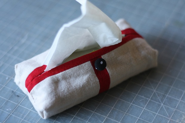 How-To: Mini Tissue Holder