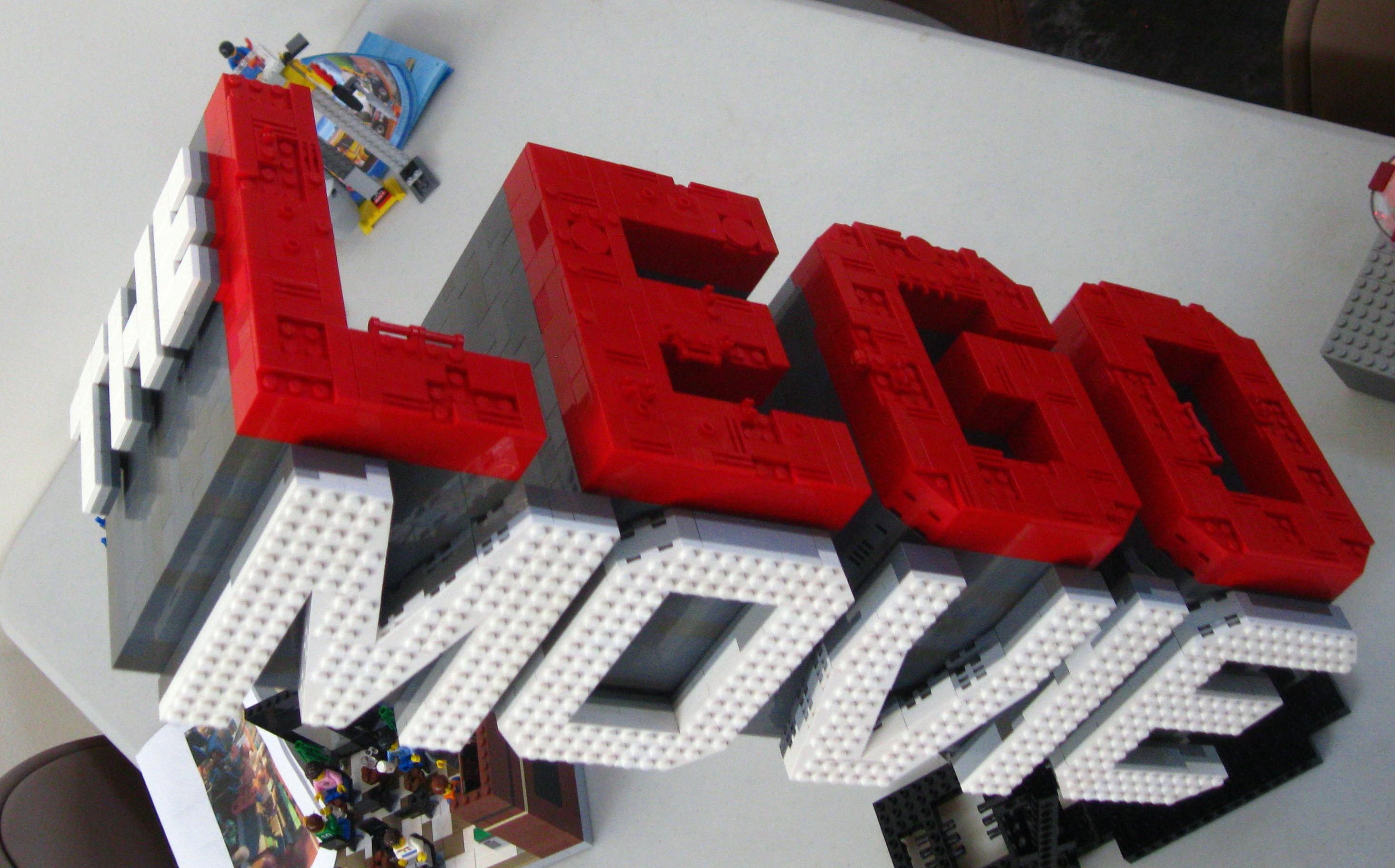 Lego Fever at MAKE