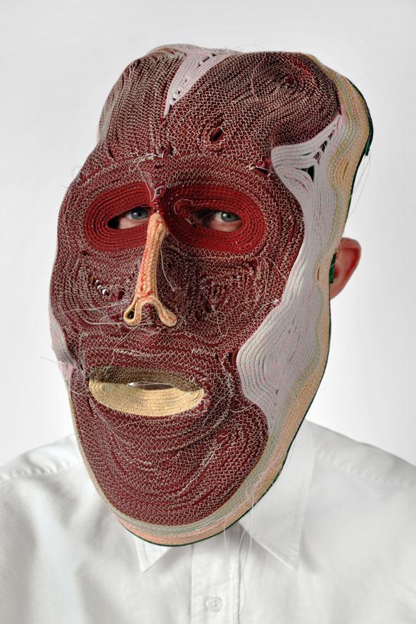 Bertjan Pot's Rope Masks