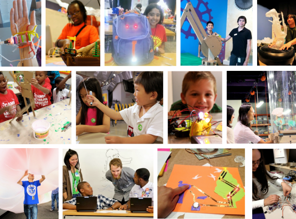 Maker Corps: Creative Summer Jobs Bringing Making to Youth