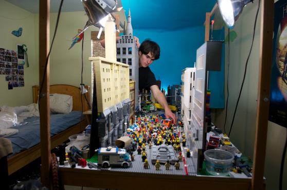 The Making of PAIRD: A Lego Action Film