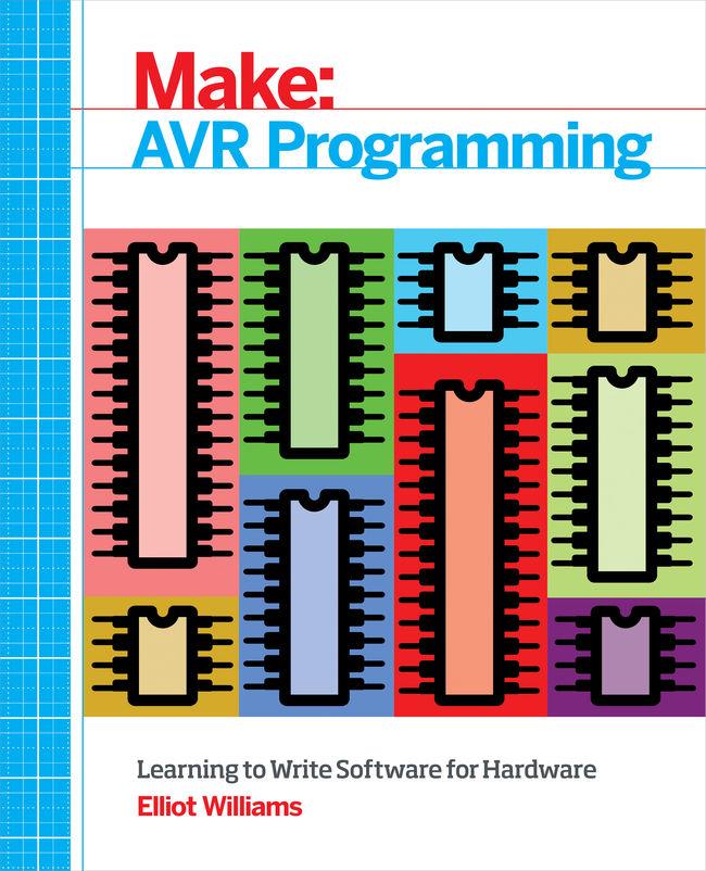 New AVR Programming Book from MAKE