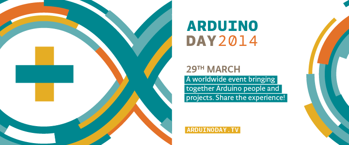 Live from New York, It's Arduino Day!