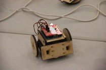 The SumoBot Jr. is Open Hardware and can be found at sumobotkit.com.