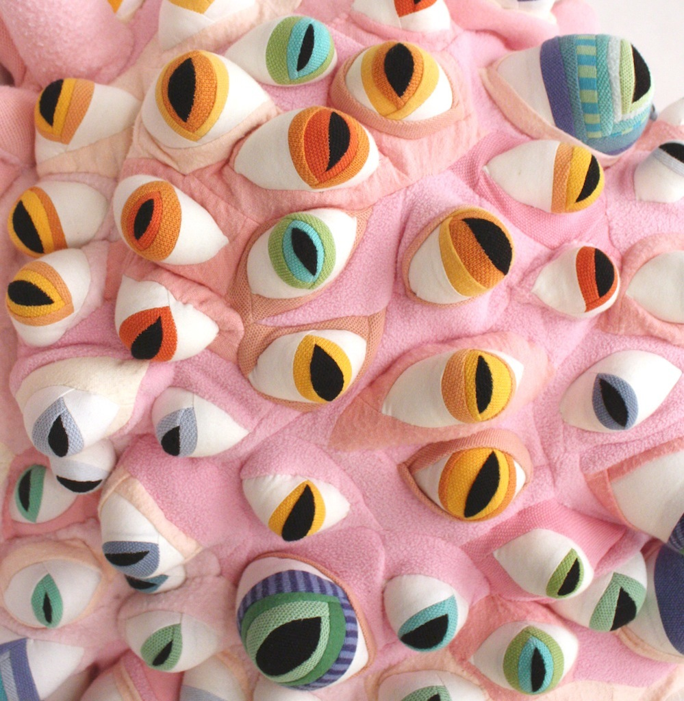 The Upcycled Cotton Monsters of Jennifer Strunge