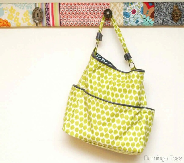 How-To: Easy DIY Pocket Tote