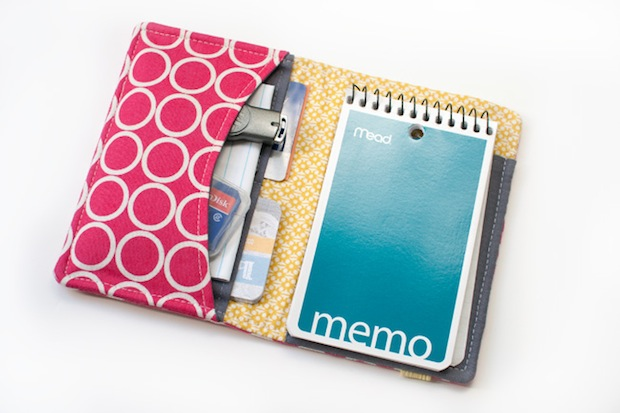 How-To: Organizer Wallet