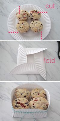 How-To: Paper Plate Basket | Make: