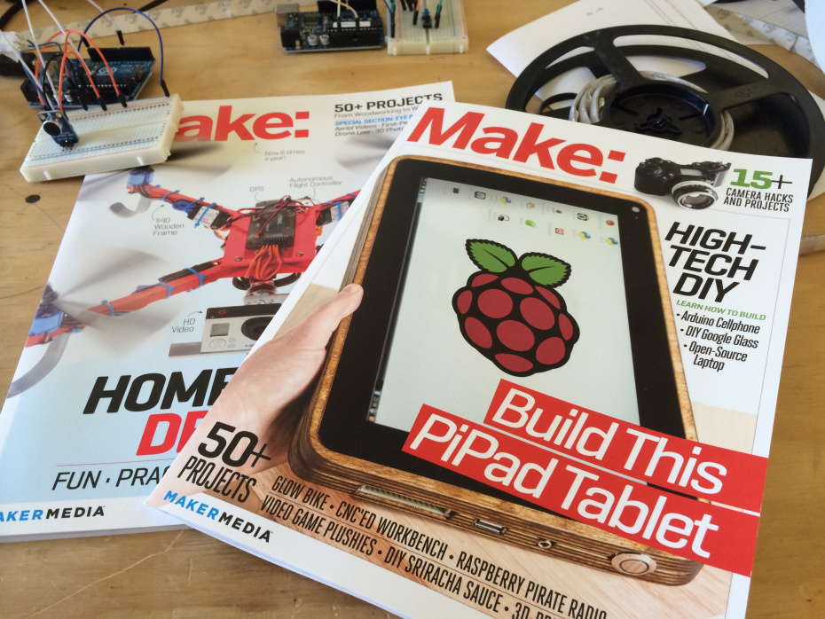 Makers Wanted