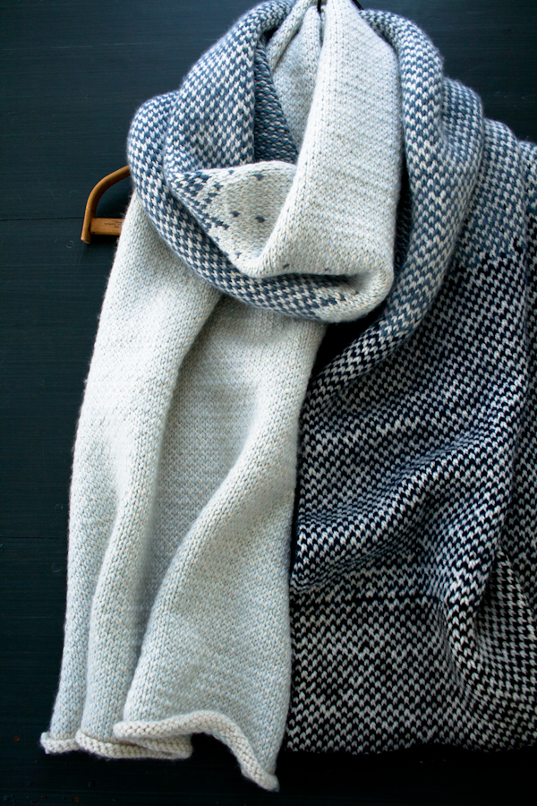 How-To: Knit Arctic Wrap
