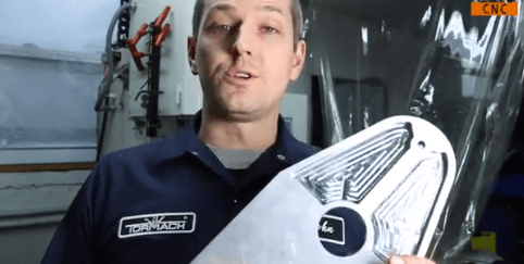 CNC At Home: Machining Aluminum with a Tormach PCNC 1100