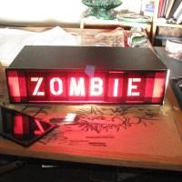 Zombie Detector 132