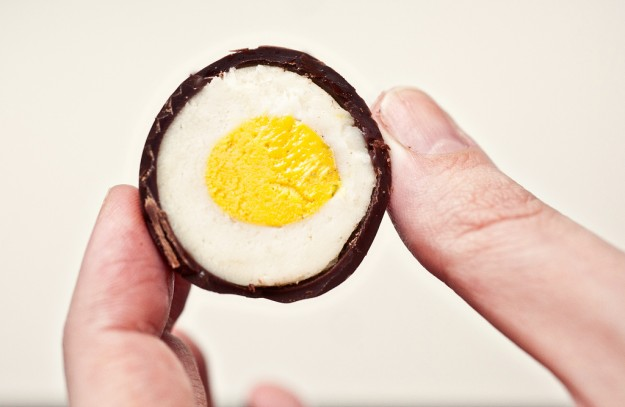 How-To: Homemade Dark Chocolate Cadbury Creme Eggs