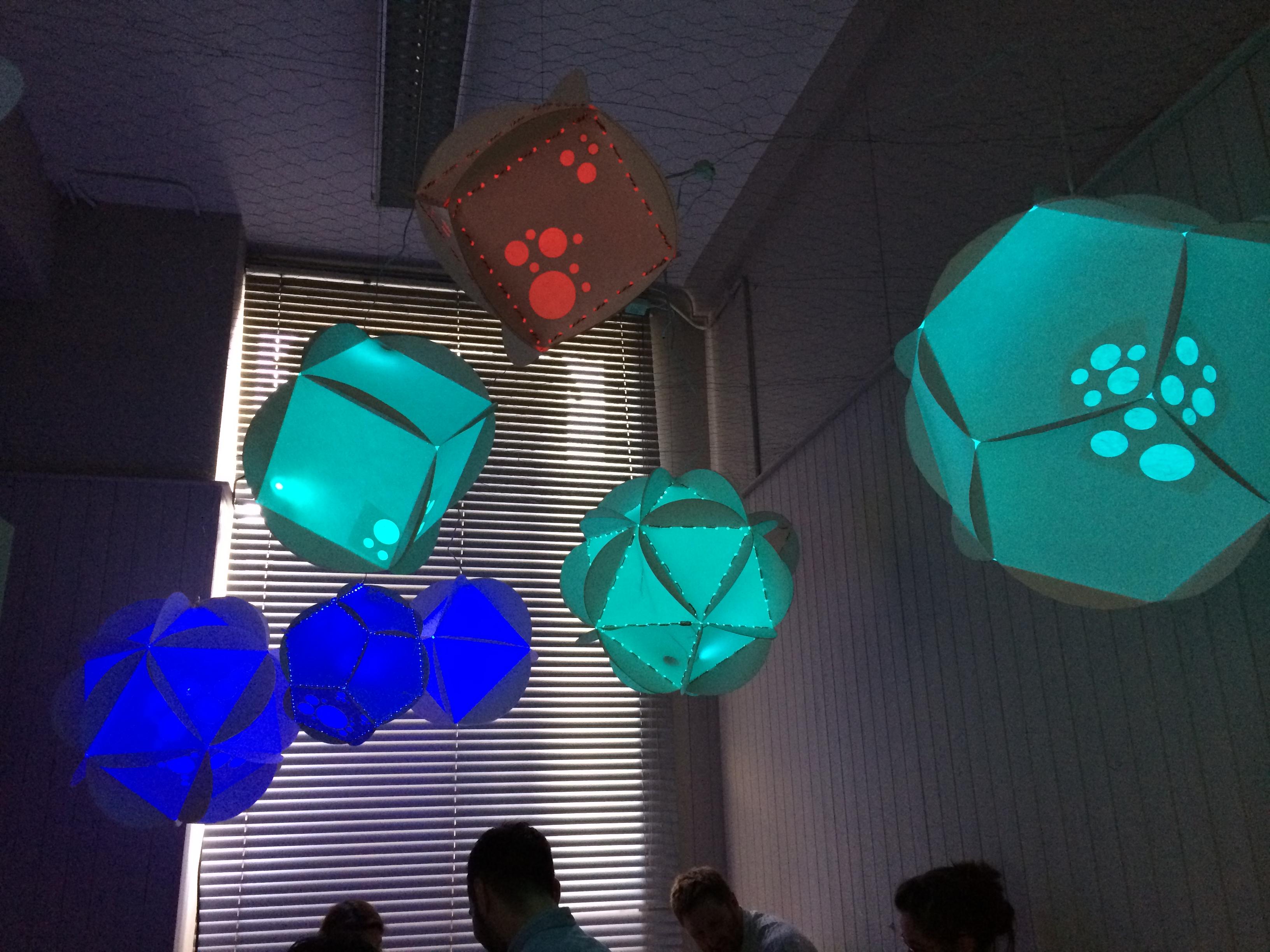 The Edinburgh mini Maker Faire Roundup