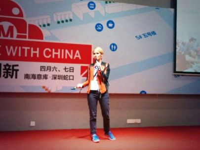 Sylvia Lindtner of Hacked Matter has been studying the Maker Movement in China.