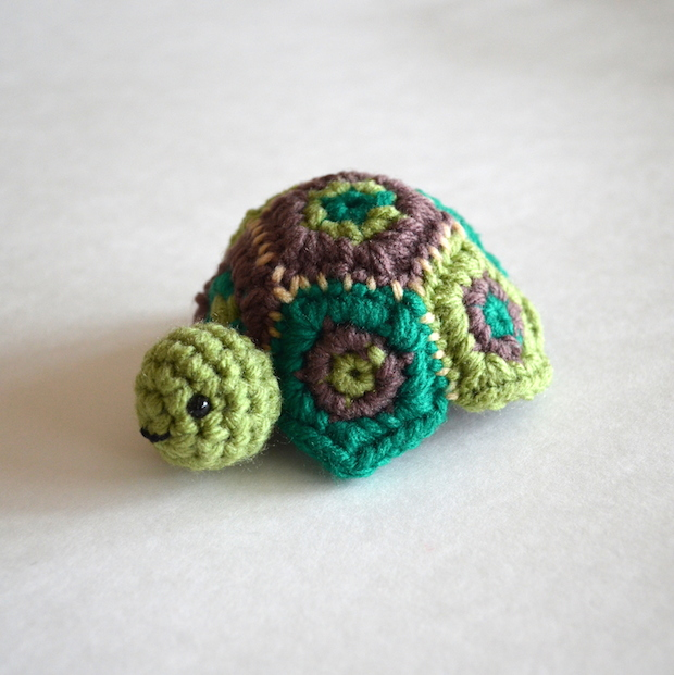 How-To: Secret Crocheted Turtle Box