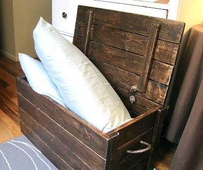 How-To: Wood Storage Chest