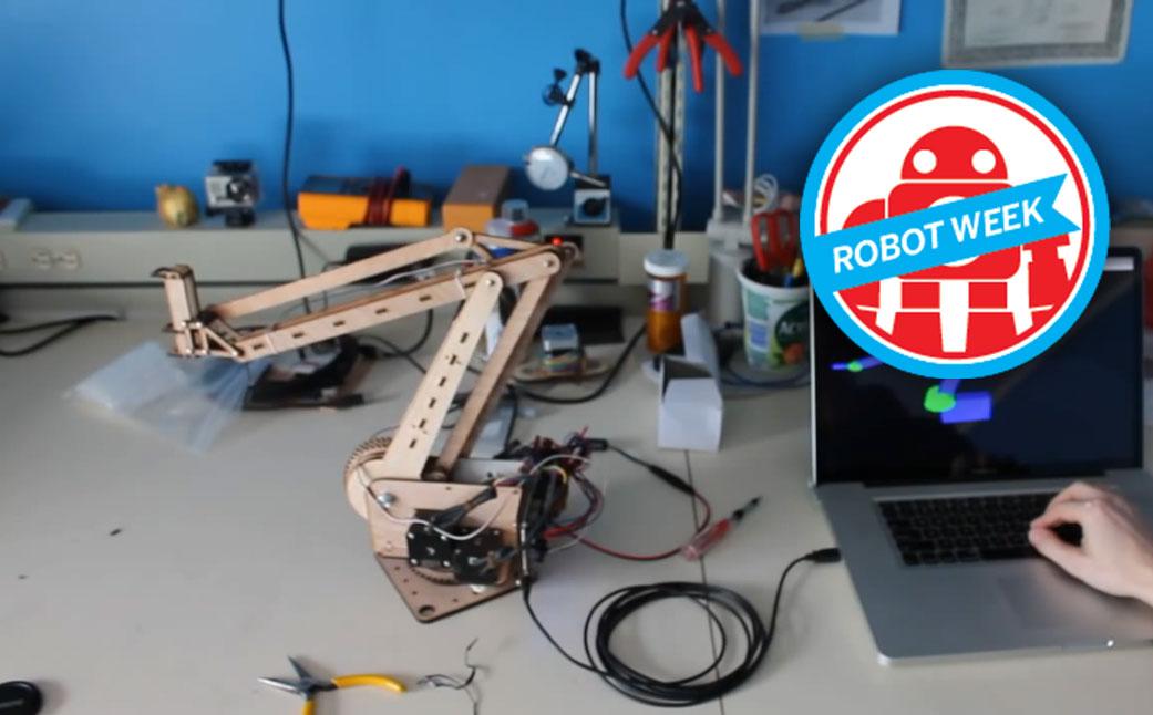 Dan Royer's Robot Arms